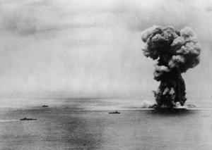 A Yamato vége.