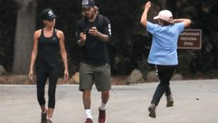 Fényképes bizonyítékunk van arról, hogy a Beckham-házaspár mégis szereti egymást