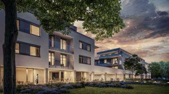 Orbán sógora is feltűnik egy paksi lakóparképítés mögött