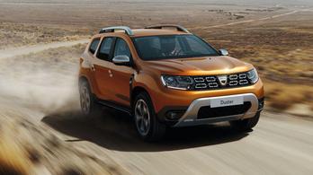 Leleplezték az új Dacia Dustert