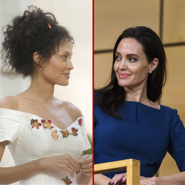 Angelina Jolie, szerepen belül és kívül