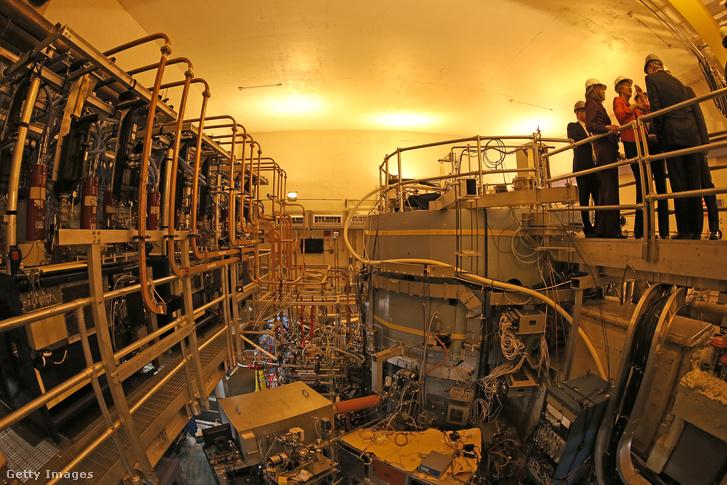 Az MIT fúziós reaktora
