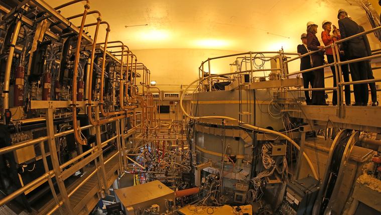 Nagy áttörést értek el a fúziós energia terén