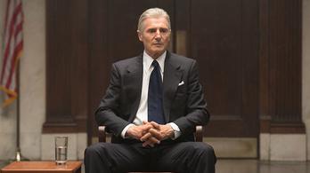 Liam Neeson az Oscarra hajt Mély Torokként
