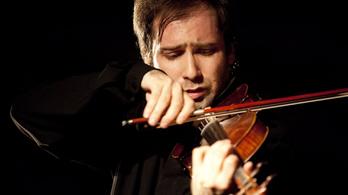 Tragikusan fiatalon elhunyt Dmitrij Kogan hegedűművész