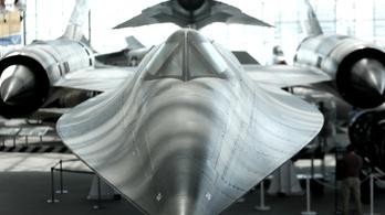 A szuperszonikus kémrepülőgép, amivel saját drónja végzett