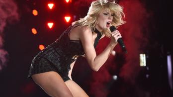 Taylor Swift még a Despacitót is megállította