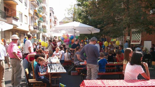 Újlipócia lakói szombaton ismét a Pozsonyi úton piknikeznek