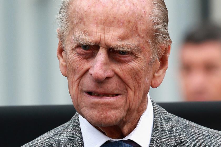 Fülöp herceg nagyon kiakadt Diana temetésén - A királynő is tajtékzott a dühtől