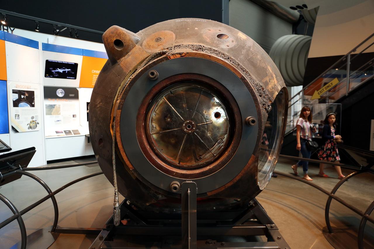 A Szojuz TMA-14 űrhajóval repült 2009-ben Simonyi Károly a Nemzetközi Űrállomásra és vissza a Földre.
