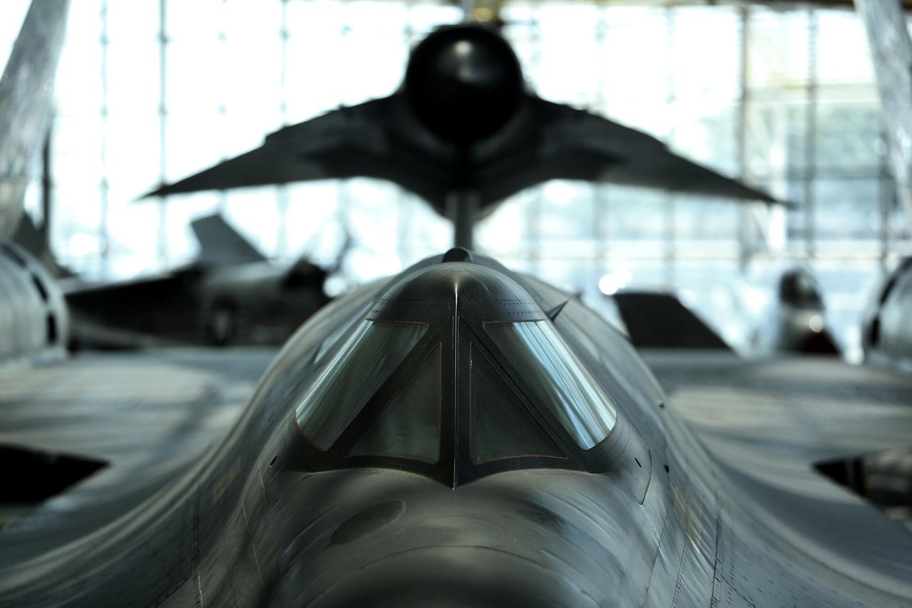 Az M-21-es Blackbird hátán egy Lockheed D-21B kémdrón lovagol.