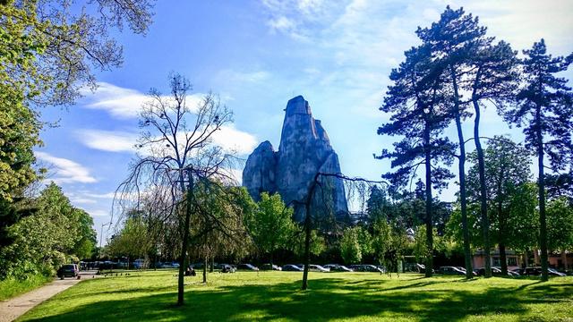 A Bois de Vincennes Párizs legnagyobb közparkja, mely a város keleti részében található