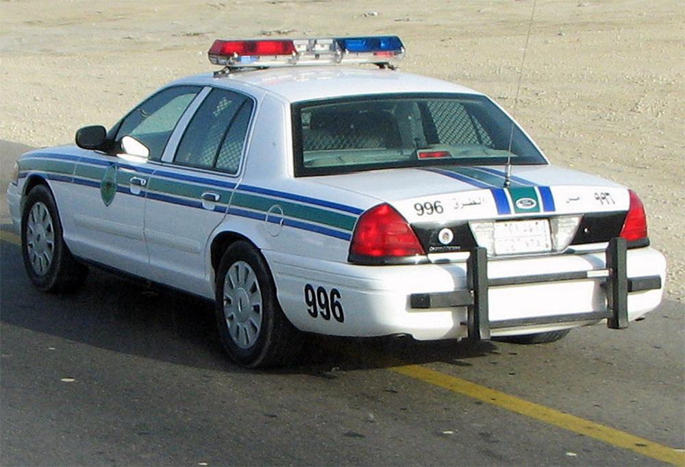 A második generációs Crown Victoria rendőrségi változatából nem exportáltak egyet sem, de valamilyen úton-módon mégis elkerült ide-oda egy-egy példány. Például a képen látható Szaúd-Arábiába.
