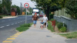 Miért nem használják a bicikliutakat?