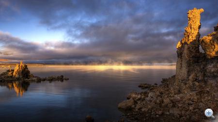 A kaliforniai Mono-tó.