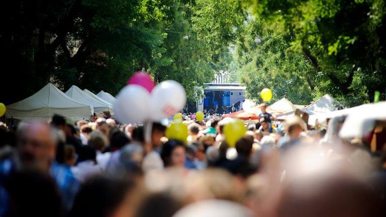 Sokszínű kulturális programok a Pozsonyi Pikniken