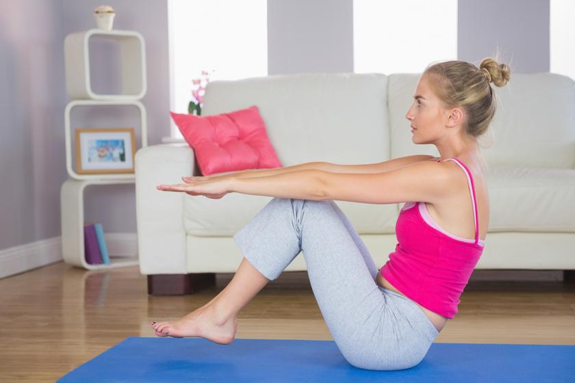 Gyökegyszerű edzés, mégis a legintenzívebb a hatása mind közül - 2 hetes mintával