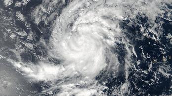 Itt az újabb hurrikán, ami lecsaphat Amerikára