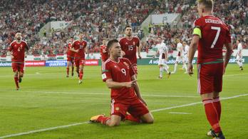 Szalai nem játszhat Svájc és Feröer ellen sem