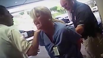 Megbilincseltek egy amerikai nővért, mert be akarta tartani a törvényt