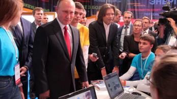 Putyin elmondta, hogy min múlik Oroszország jövője