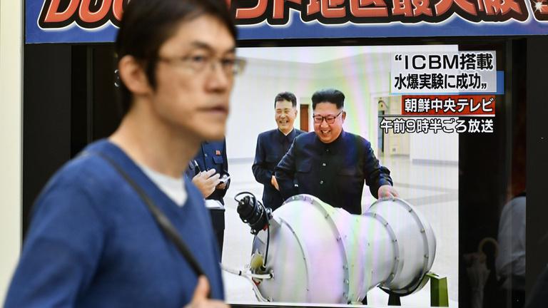 Kim Dzsongun atomprogramja is új szintre lépett