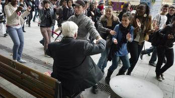 A táncolás lassítja az öregedést