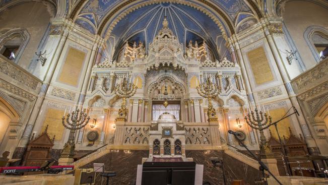 Ilyen lett az egymilliárdból felújított szegedi zsinagóga