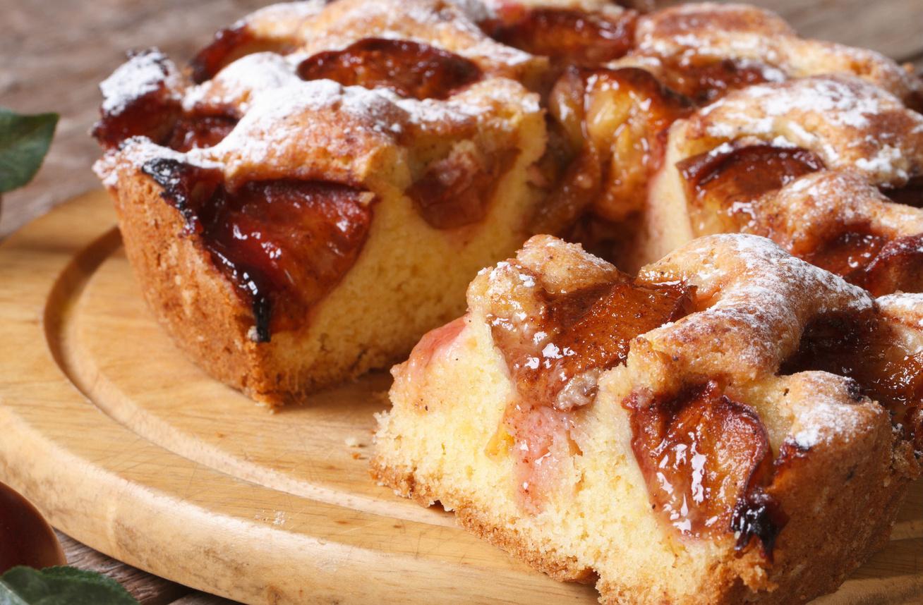 Vaníliás, ringlós süti, amelynek még a piskótánál is könnyebb a tésztája