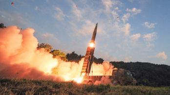 Észak-Korea interkontinentális rakétát készül kilőni