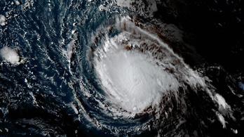 A legdurvább, 5-ös szintűvé erősödött Irma, retteghet a karibi térség