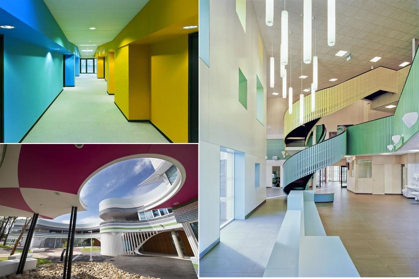 Luxuskörülmények az iskolákban: mutatjuk, kik tanulhatnak ilyen helyeken
