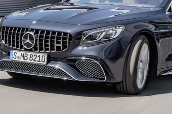 Átdolgozzák a Mercedes óriás-kétajtósait