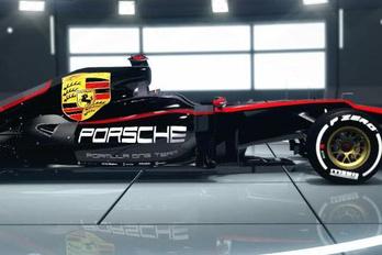 A Porsche visszatérne az F1-be?