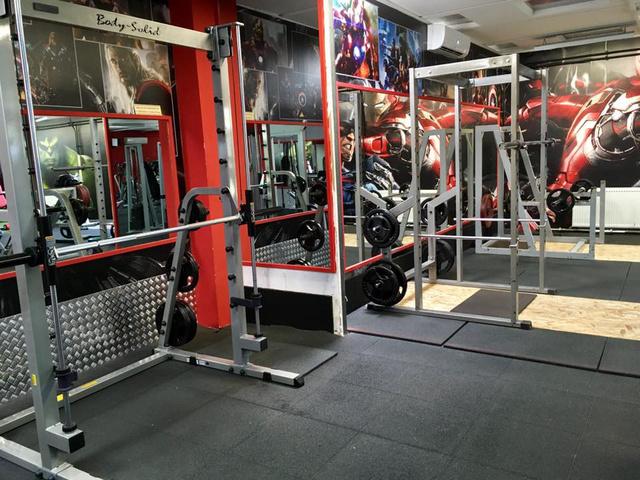 Lantos Johnny Fitness: súlyemeléshez