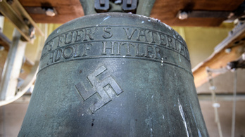 Egy zsidó vezető szerint múzeumban kéne kiállítani a Hitler-harangot