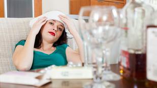 Még néhány tipp, hogy kevésbé fájjon a másnaposság