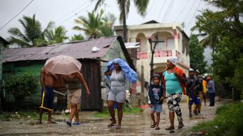 Több karibi szigetet is letarolt az Irma hurrikán