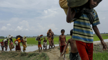 Lakatlan szigetre költöztetnék a rohingja menekülteket