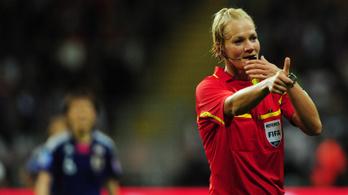 Történelmi meccs a Bundesligában, nő vezeti Dárdaiék meccsét