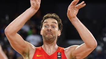 A magyarok ellen írt Eb-történelmet a spanyol NBA-s