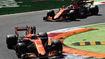 Ha más nincs, saját motort építene a McLaren