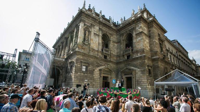 Andrássy úti évadnyitánnyal kezd az Opera