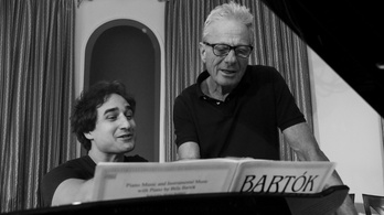 Bartók titkaira is fény derül Bálint András és Fülei Balázs estjén