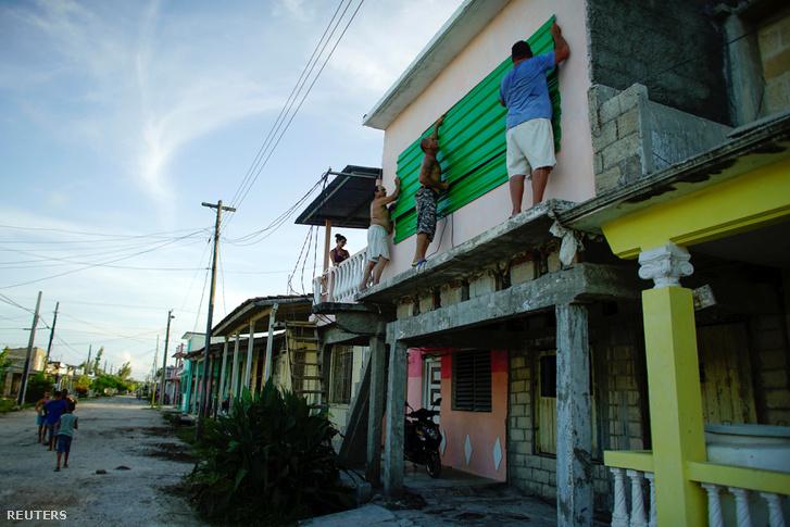 Kubában készülnek