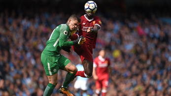 Manét kiállították fejrúgásért, a Liverpoolt kiütötte a City