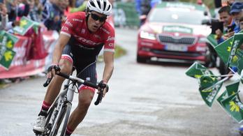 Contador hatalmas győzelemmel búcsúzik a kerékpártól