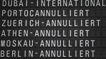 Bombafenyegetés volt a frankfurti reptéren