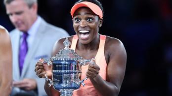 Másfél hónapja még 957. volt a világranglistán, most megnyerte a US Opent