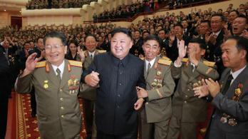 Valamit építenek Észak-Korea nukleáris kísérleti központjában